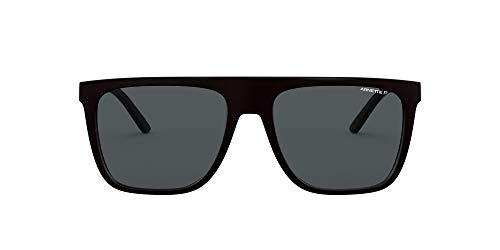 Arnette Herren 0AN4261 Sonnenbrille, Matte Black (01/81), 55