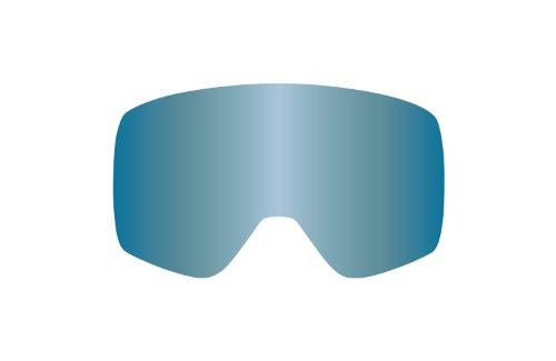 Dragon Alliance NFX Ersatzlinse, Blauer Stahl