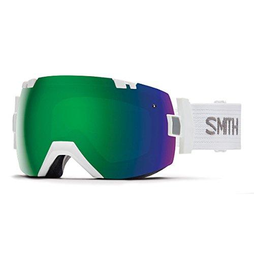 Smith Optics I/OX Erwachsene Schneemobilbrille Weiß/Chromapop Sun