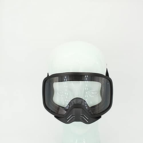 adidas AD84 75 9200 backland Dirt Skibrille Snowboardbrille Schneebrille CI4649 Schwarz