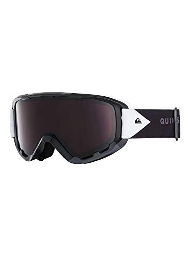 Quiksilver Herren Sherpa-Snowboard-/Skibrille für Männer, True Black, 1SZ