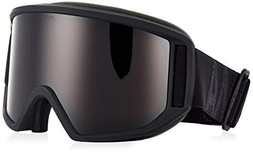 Anon Herren Relapse Snowboardbrille, Smoke/Sonar Smoke