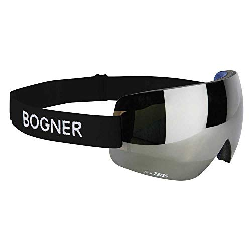 Skibrille Bogner Snow Shade in chrome black