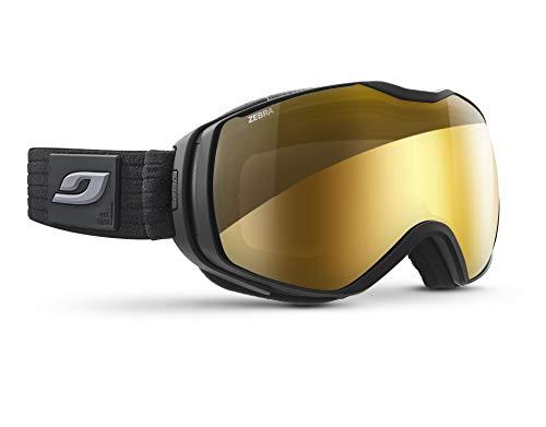 Julbo Unisex-Adult Universe Skibrille, schwarz/grau, XL