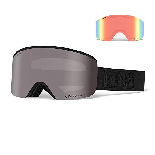 Giro Herren AXIS Skibrille, Black bar, M