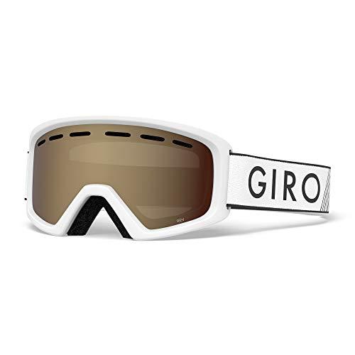 Giro S REV white zoom amber rose