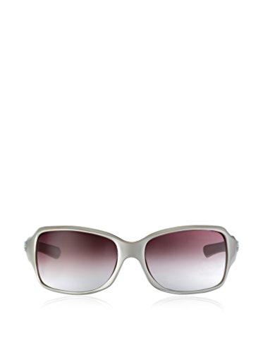salice occhiali Unisex-Erwachsene 350Pc (56 mm) Skibrille Jr, weiß, Einheitsgröße