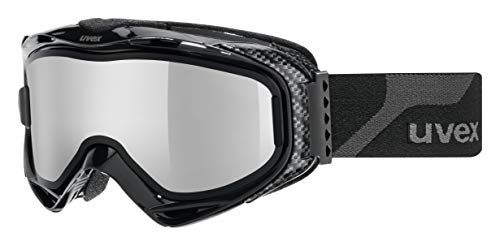 Uvex g.gl 300 TOP Skibrille, Black, One Size
