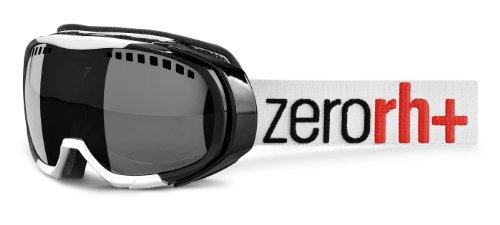 zero rh+ Skibrille Gara, Schwarz Glänzend-Weiß Glänzend, One Size
