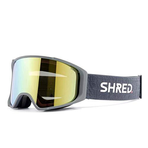 Shred Simplify Schneebrille 2021 Grey/CBL Hero Mirror + CBL Sky Mirror