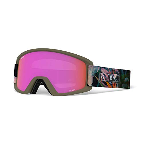 Giro Dylan Skibrille, Electric Petal, One Size