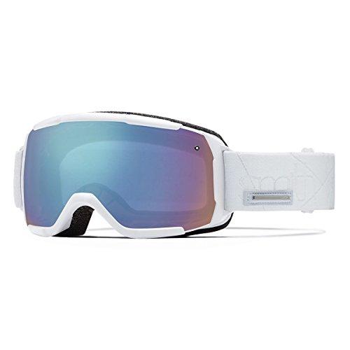 Smith Optics Erwachsene Ski-Und Snowboardbrille Showcase OTG, White Prism