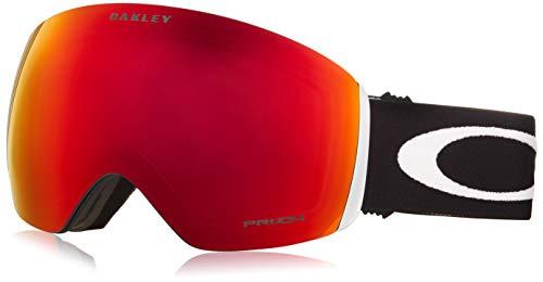 Oakley Herren Flight Deck 705033 0 Sportbrille, Schwarz (Matte Black/Prizmtorchiridium), 99