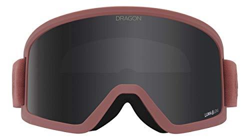 Dragon Unisex-Adult DX3 OTG Base Skibrillen, Light Mauve, Medium