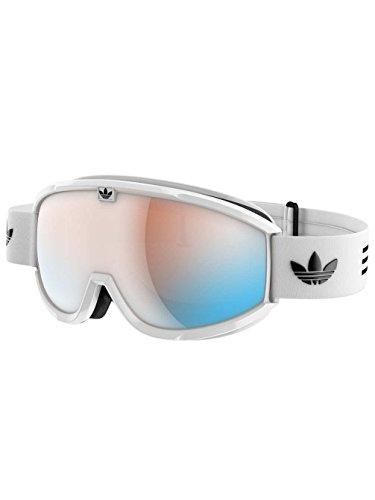 adidas Herren Schneebrille Snowboarding nimick White Shiny