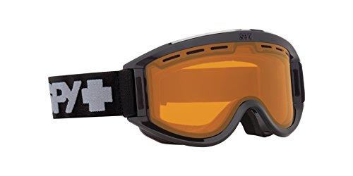 Spy Snow Goggle Getaway, Black/Persimmon, One size, SPYGOSN_GET