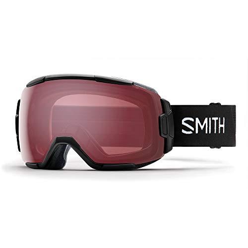 Smith Optics Vice Skibrille, Unisex, Erwachsene, Schwarz/Rosa (Everyday), M