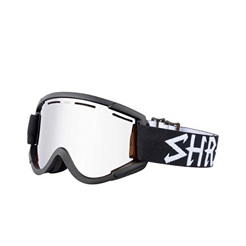 Shred Nastify Eclipse Platinum Skibrille, Black, Einheitsgröße