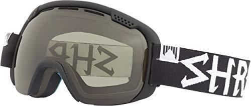 Shred Herren Smartefy Goggle, Blackout/CBL Green, One Size
