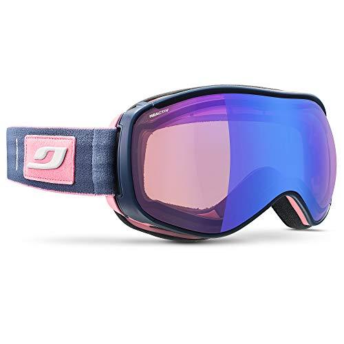 Julbo Starwind Skibrille, rosa/braun, L
