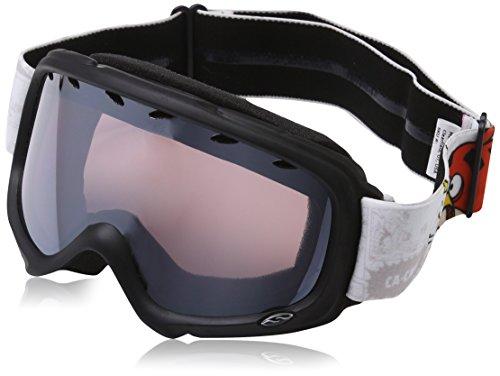 Smith Optics Kinder Ski-Und Snowboardbrille Gambler Air, Black Angrybirds