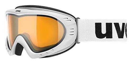 uvex s5500360129 cevron Skibrille - polarwhite