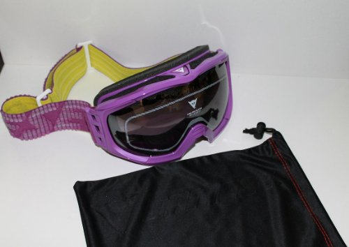 Dainese Skibrille/Ski Brille Colours Goggles/Size N Farbe Violet