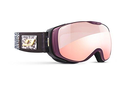 Julbo Luna Skibrille mit Reactiv-Display für Damen, Panther, M, Violett