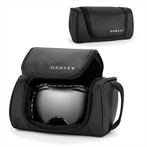 Oakley Unisex 08-011 Brillenetuis, Schwarz, one Size