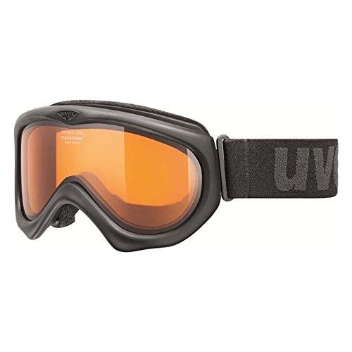 Uvex Magic Ii Skibrillen, Black, Einheitsgröße