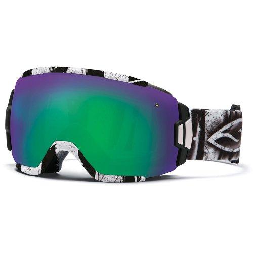 Smith Optics Erwachsene Skibrille Vice SPH, Charcoal Batik