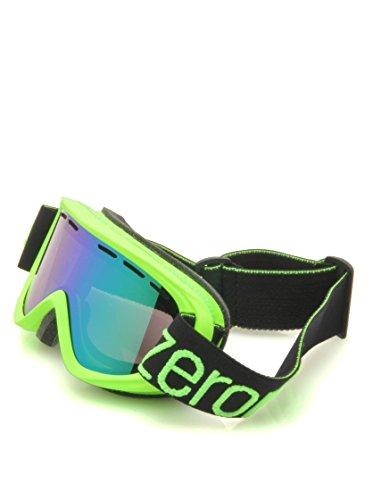 zero rh+ Skibrille Joker, Leuchtgrün Matt, One Size