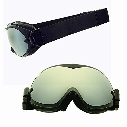 LG Schnee Doppel Anti-Fog-Skibrille Schwarz TPU Rahmen Cocker Myopie Wintersportausrüstung Outdoor-Klettern Geschenke for Frauen Männer