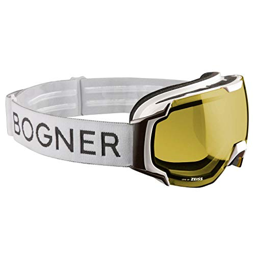 Skibrille Bogner Just-B Polarized, White