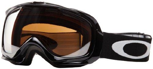 Oakley Damen Elevate Skibrille/snowboardbrille, Black, one size