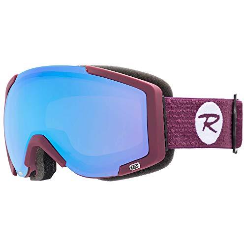 Rossignol AIRIS Sonar Purple Skibrille, Damen, Violett, Einheitsgröße
