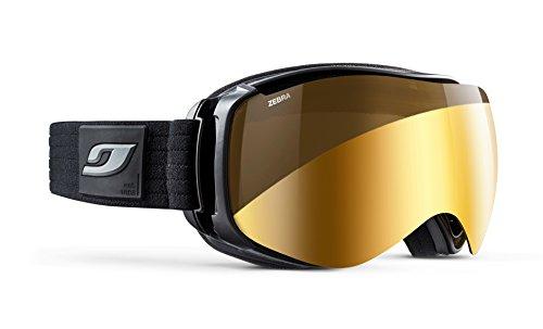 Julbo j75431147Skibrille selbsttönend Damen, Schwarz/Grau Sportech