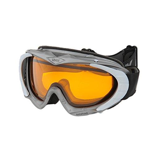 Uvex Tomahawk Skibrille grau Anthracite/Goldlite Einheitsgröße