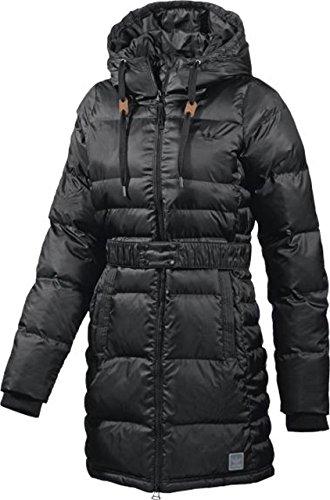 adidas ORI Coat Damen Sweatshirt, schwarz, Größe 34