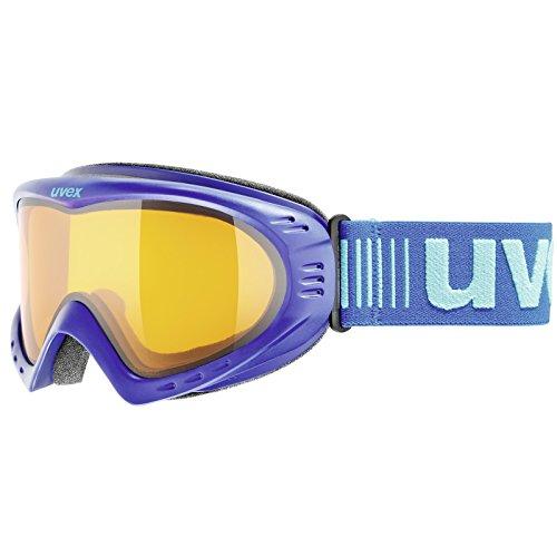Uvex Cevron Skibrille, Indigo mat, One Size