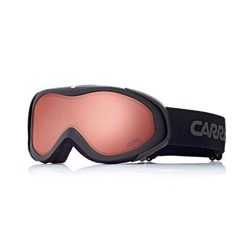 Carrera Skibrille Chiodo, Black Matte