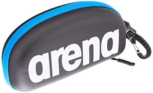 Arena Unisex Schwimmbrillenetui, Schwarz / Weiß / Royal, Einheitsgröße