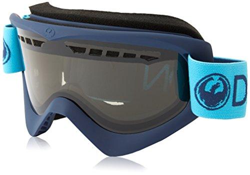 Dragon Alliance DX Skibrille Einheitsgröße Sole/Rauch + Gelb