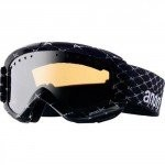 Anon M1 Goggle black dark smoke