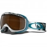 Oakley Splice White and Black