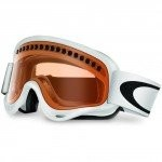 Spy Skibrille PLATOON WHITE - BRONZE RED SPECTRA