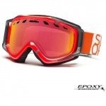 Uvex TAKE OFF Skibrille darkorange