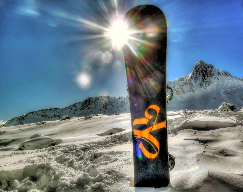 Skibrillen24 empfiehlt: die besten Snowboardgebiete