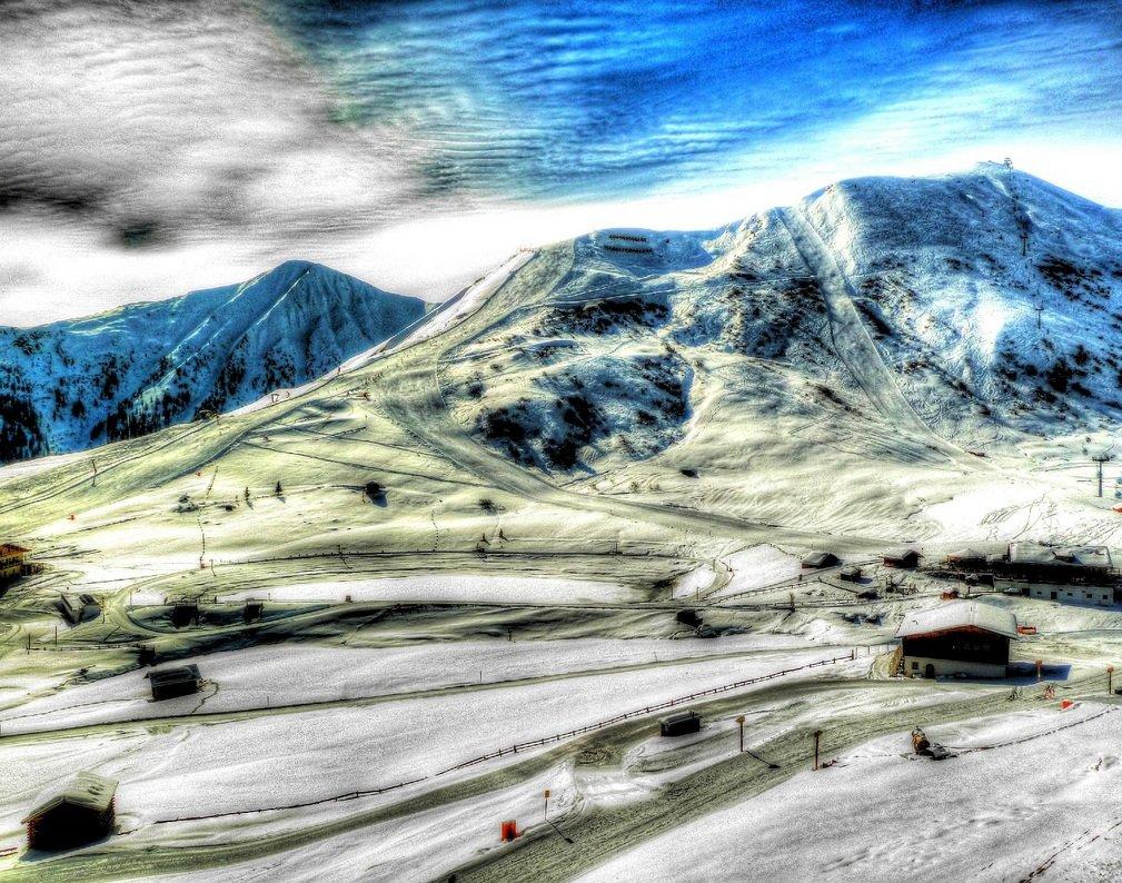 Skigebiet Fiss Ladis