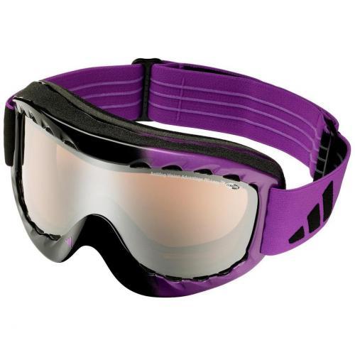 Adidas Burna black/purple
